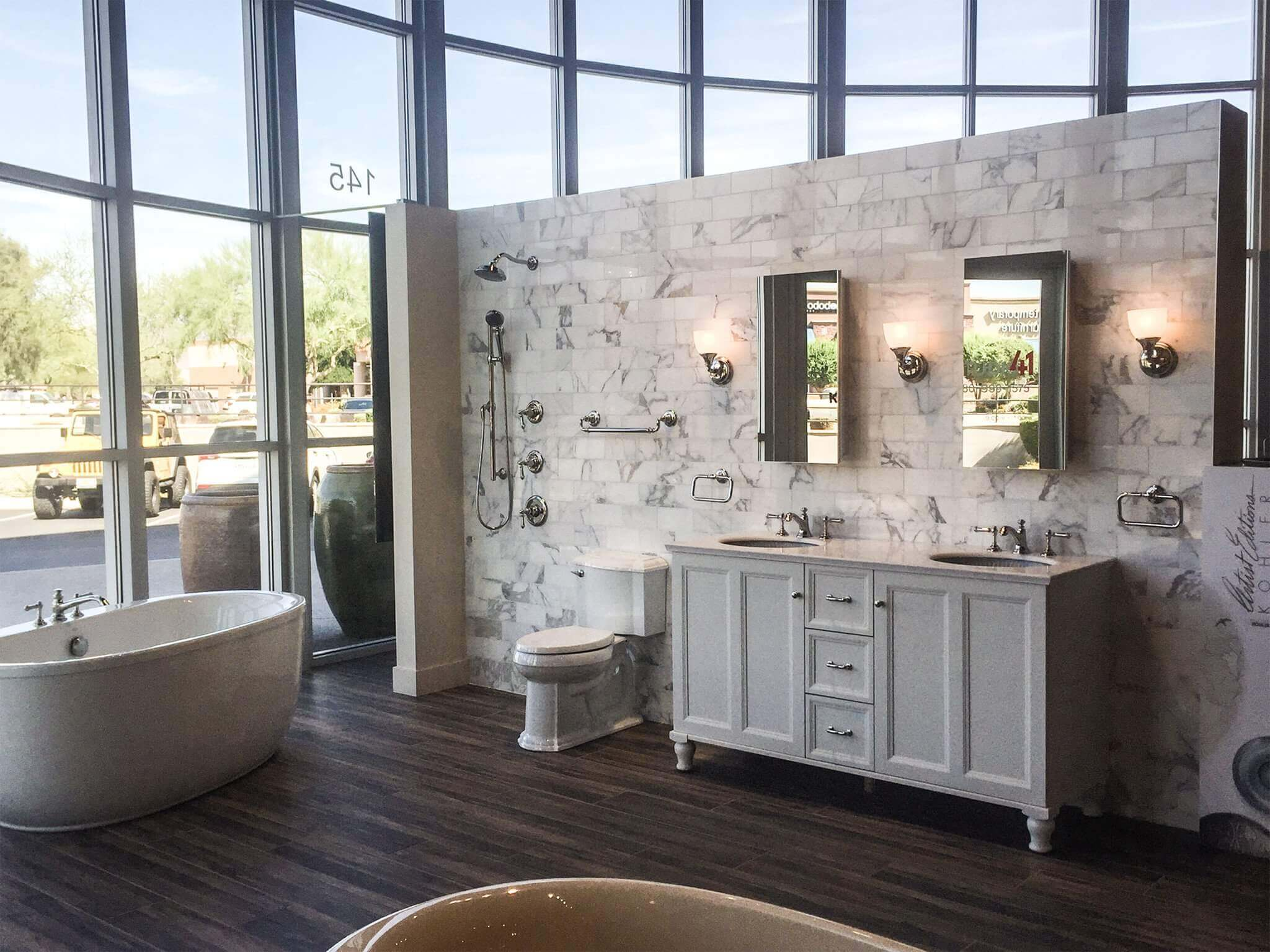 Studio Home Design Showroom Locations Scottsdale - Bathroom stores milwaukee